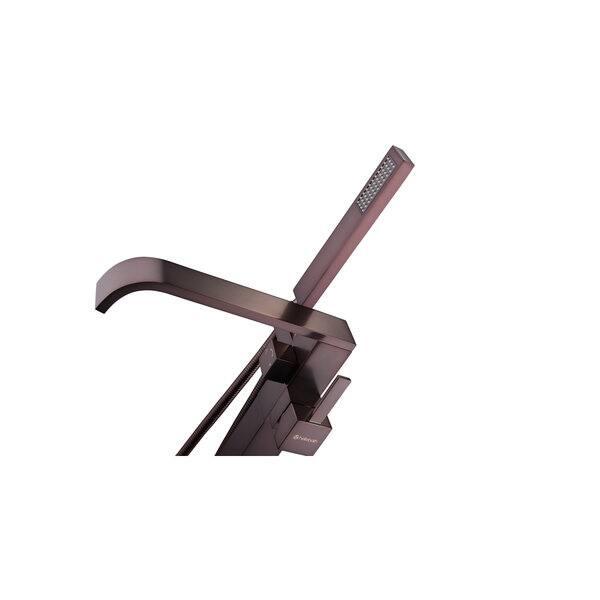 Shop Helixbath Kaieteur Oil Rubbed Bronze Freestanding Tub Faucet