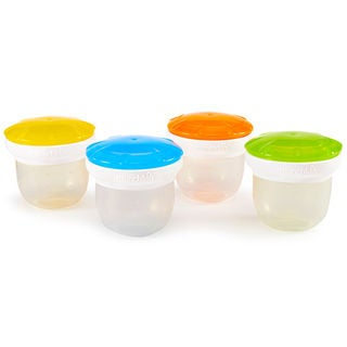 Munchkin Freezer Silicone Storage Cups (Pack of 4)