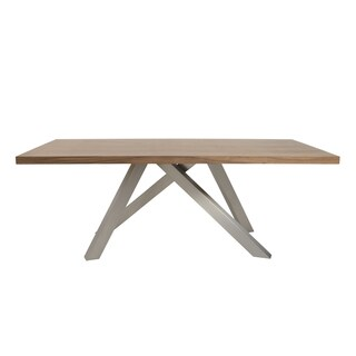 Dacy 79-inch Dining Table - Walnut