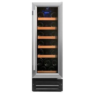 Smith & Hanks 19 Bottle Single Zone Wine Refrigerator