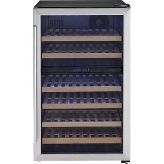 Danby DWC113BLSDB 19 1/2 Inch Wine Cooler