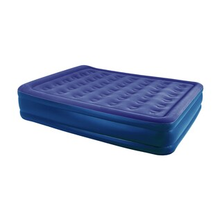Stansport Deluxe Air Bed, Double High