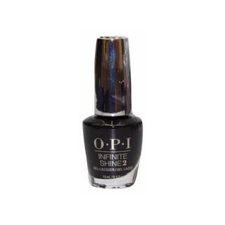 OPI Nail Lacquer Infinite Shine Black Onyx