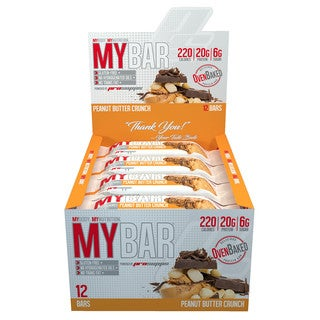 Pro Supps MyBar (Pack of 12)