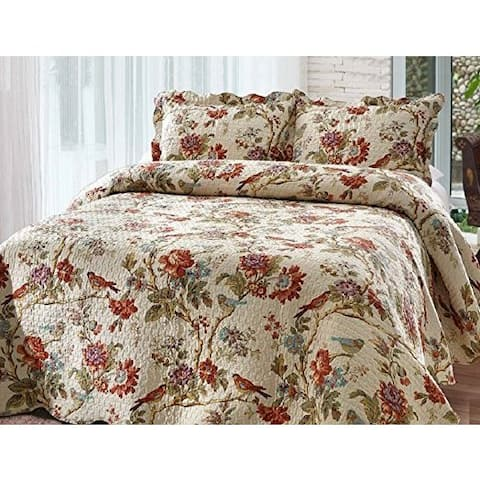 Patch Magic Oversized Finch Orchard Bed in a Bag Set