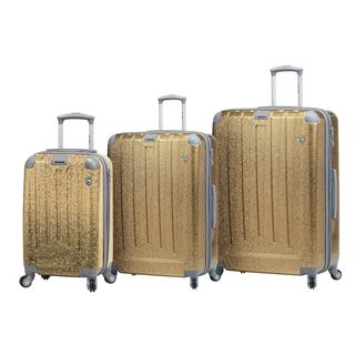 Mia Toro ITALY Particella 3-piece Hardside Spinner Luggage Set