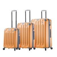 Mia Toro ITALY Gelato 3-piece Hardside Spinner Luggage Set