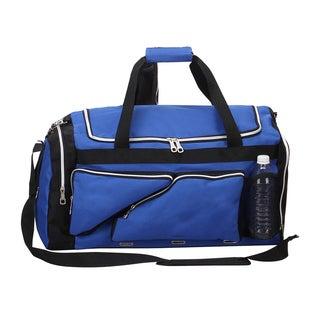Preferred Nation Blue Turbo Sport Duffel Bag