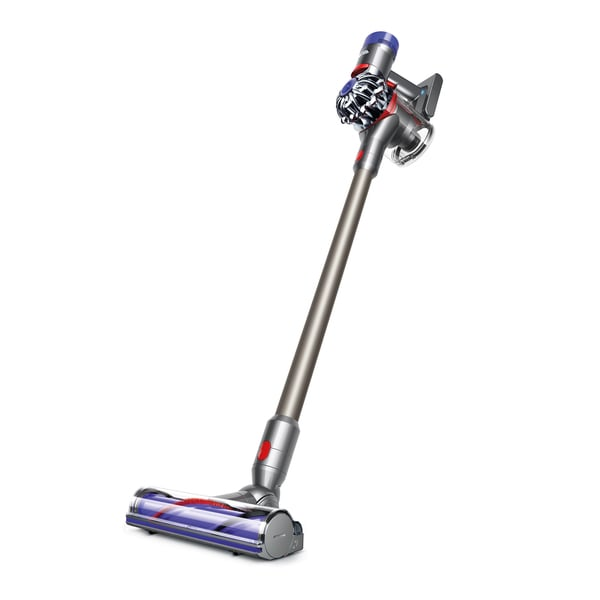 shop dyson v8 animal cordless stick vacuum new free shipping today 14720748. Black Bedroom Furniture Sets. Home Design Ideas