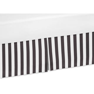 Sweet Jojo Designs Paris Collection Crib Bed Skirt