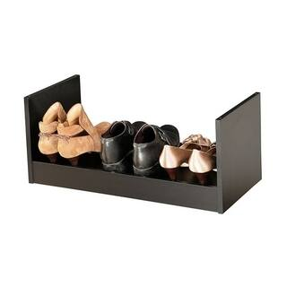 Furinno 13081 Turn S Tube 4 Tier Shoe Rack Free Shipping