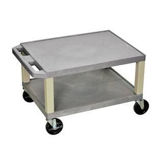 Offex Grey Multi-Purpose Utility Cart https://ak1.ostkcdn.com/images/products/14721507/P21250622.jpg?impolicy=medium