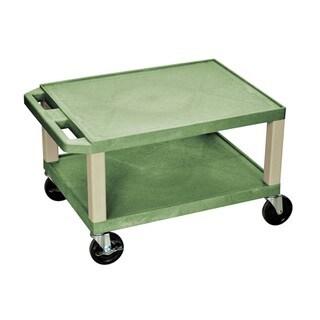 Offex 16-inch Tuffy Multi-purpose Utility Cart