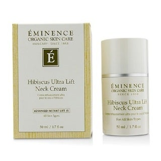 Eminence Hibiscus 1.7-ounce Ultra Lift Neck Cream
