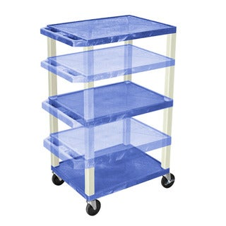 Offex Adjustable-height Tuffy Putty Multi-Purpose Cart