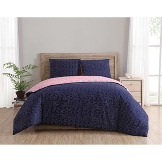 Clairebella Dreamcatcher Reversible Cotton Duvet Set