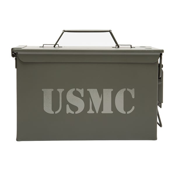 Army Force Gear Metal Ammo Can