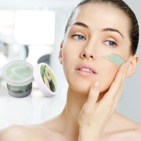 Avocado Skin 3.38-ounce Brightening Face Mask