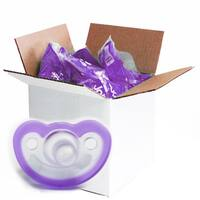 JollyPop Lavender Vanilla Scented Silicone Pacifier 0-3 Months