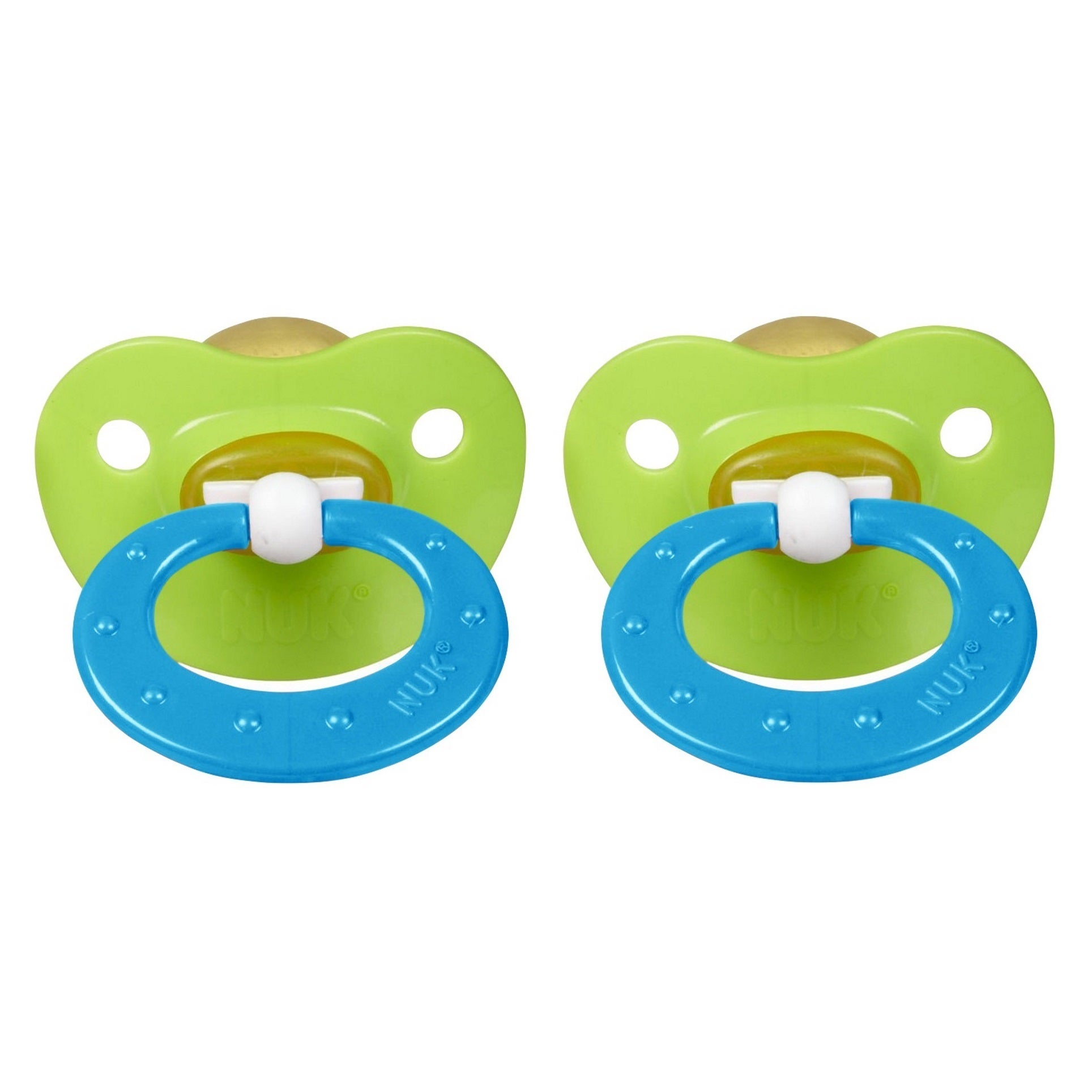 Orthodontic Size 3 Latex NUK Soother // Dummy 18-36 months