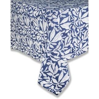 Caravan Calypso Indigo Tablecloth