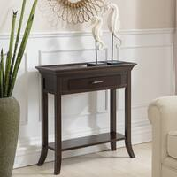 Laurel Creek Sallie Solid Wood Cherry Console Table
