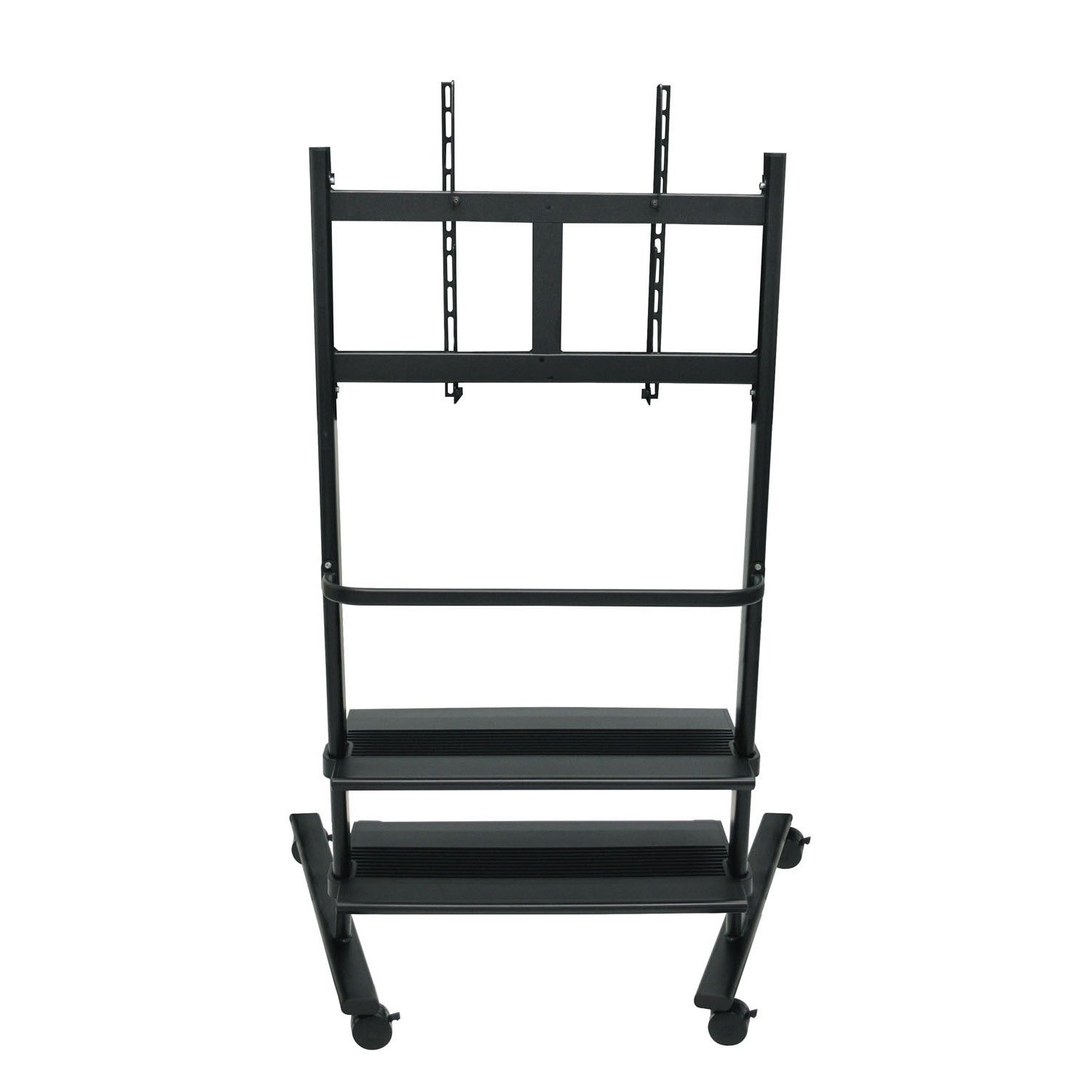 Offex Universal LCD TV Stand with Two Shelves (TV Stand),...