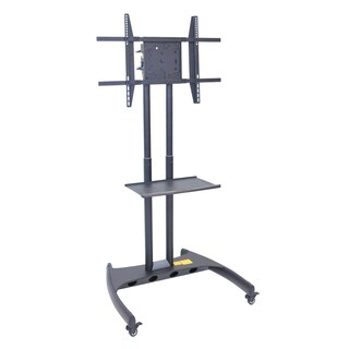 Adjustable Height Rotating LCD TV Stand and Mount