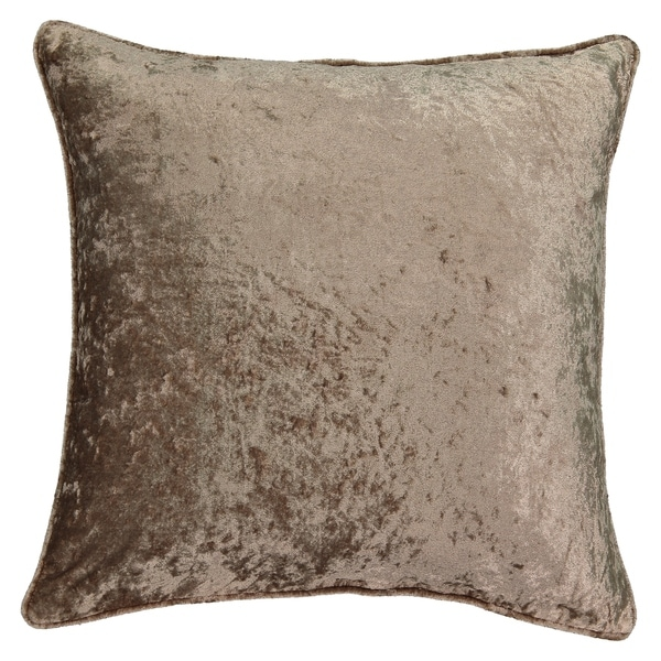 Beautyrest Sandrine Faux Velvet Decorative Pillow