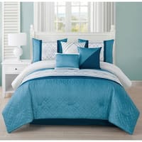 Studio 17 Matrix 7-Piece Comforter Set