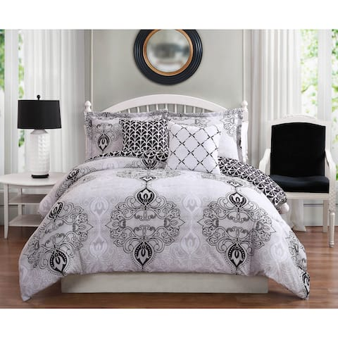 Studio 17 Celine 5-Piece Reversible Comforter Set
