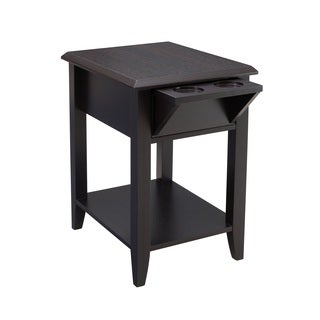 LYKE Home Storage Chairside Table