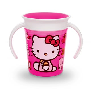 Munchkin 'Hello Kitty' Miracle 360-degree 6-ounce Trainer Cup