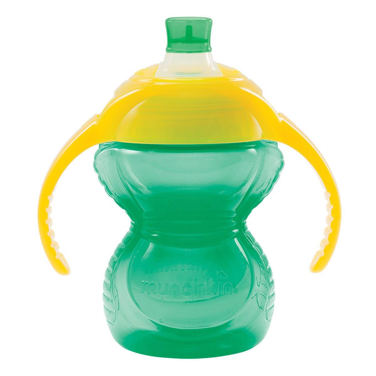 Munchkin Aqua Click Lock Bite Proof 7-ounce Trainer Cup (...