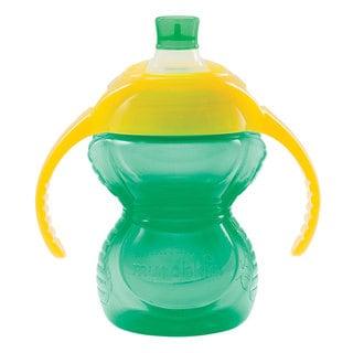 Munchkin Aqua Click Lock Bite Proof 7-ounce Trainer Cup