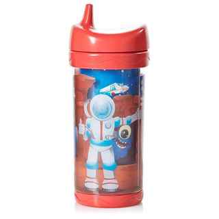 Evenflo Astronaut Sip and Seek Insulated 10-ounce Sippy Cup