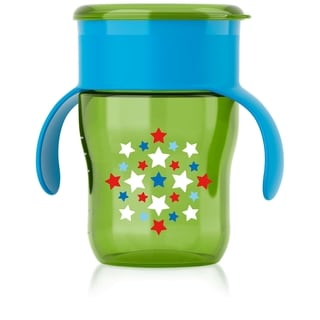 Philips Avent Green Stars My Natural 9-ounce Drinking Cup
