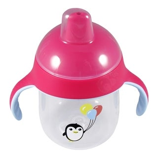 Philips Avent My Penguin Pink 9-ounce Sippy Cup