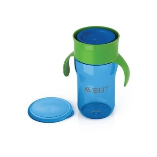 Philips Avent Blue My Natural 12-ounce Drinking Cup