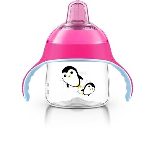 Philips Avent My Little Pink 7-ounce Sippy Cup