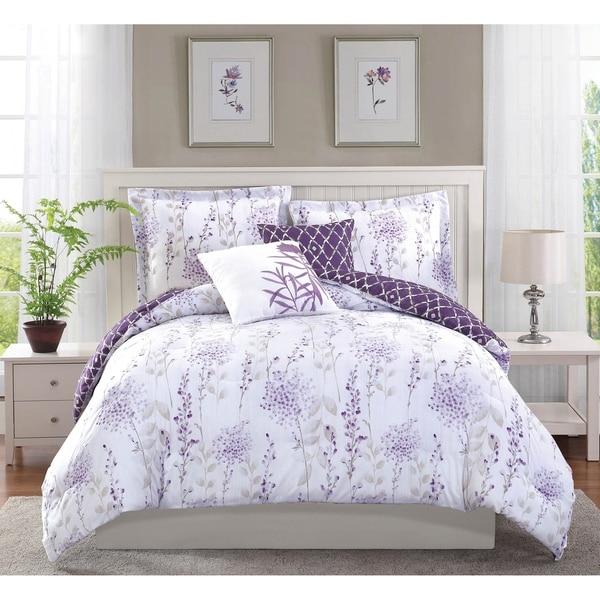 Studio 17 Fresh Meadow 5-Piece Comforter Set