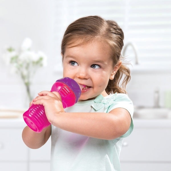 Munchkin Click Lock Bite Proof 9-ounce Sippy Cup