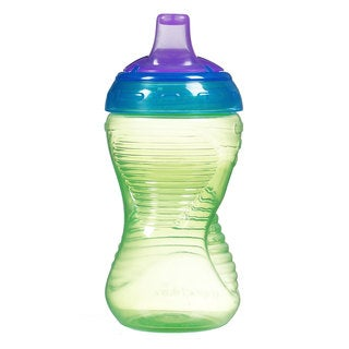 Munchkin Green Mighty Grip 10-ounce Sippy Cup