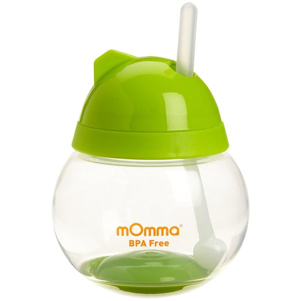 Lansinoh Momma Green Straw Cup