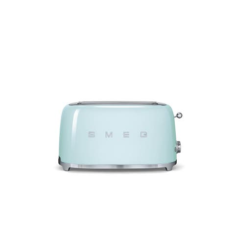 Smeg Pastel Green 50s Style 4-slice Toaster