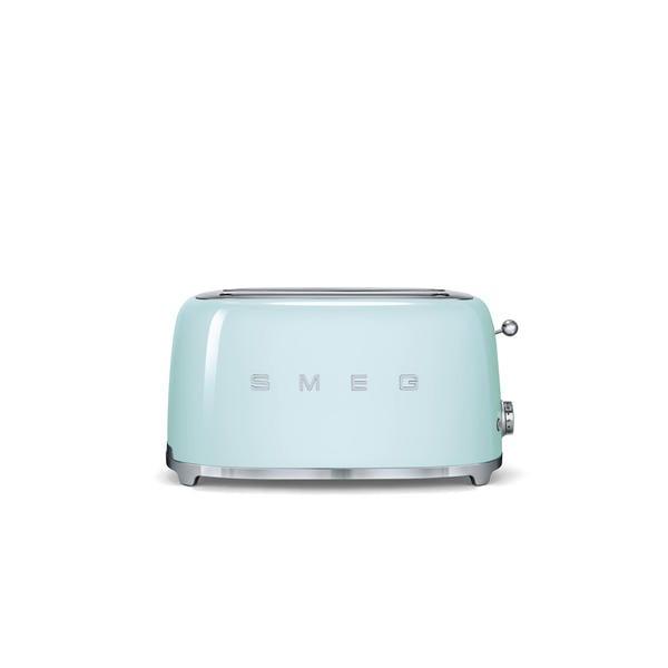Smeg Pastel Green 50s Style 4-slice Toaster. Opens flyout.