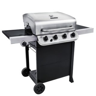 Char-Broil Performance Series 4 Burner Gas Grill with Cart