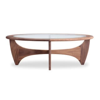 Kardiel Mid-Century Modern G-plan Walnut Coffee Table