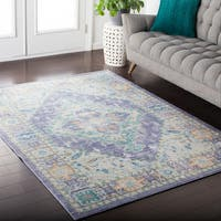 The Curated Nomad Lombard Woven Area Rug