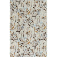 Hand-Tufted Fulina Viscose Area Rug - 9' x 13'